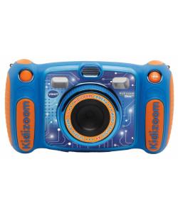 Vtech Fotoaparát Kidizoom Duo MX 5.0 modrý CZ&SK