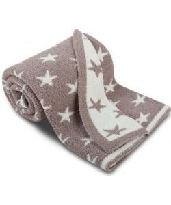 Dětská deka Sleep Well Luxury Hvězdičky 75x100cm