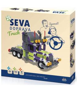 Vista Stavebnice Seva DOPRAVA – Truck