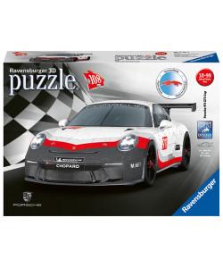 Ravensburger Puzzle 3D Porsche GT3 Cup 108 dílků
