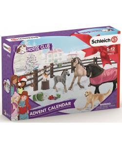 Schleich Adventní kalendář Schleich 2019 - Koně
