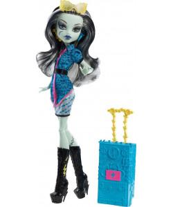 Monster High příšerka na cestách - Frankie Stein