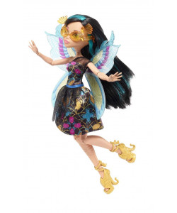 Monster High Straškouzelná Ghúlka Cleo De Nile