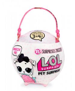L.O.L. Surprise Biggie Pets Velké zvířátko PEJSEK