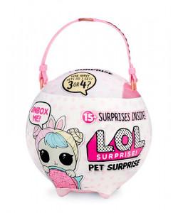 L.O.L.Surprise Biggie Pets Velké zvířátko KRÁLÍČEK