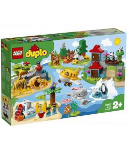 LEGO® DUPLO® 10907 Zvířata světa