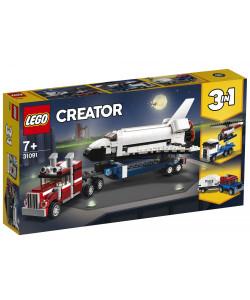 LEGO® Creator 31091 Přeprava raketoplánu