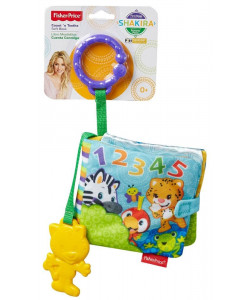 Fisher-Price Kniha SHAKIRA