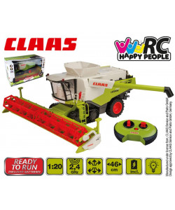Happy People RC Kombajn CLAAS