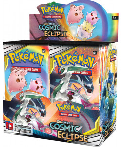 Pokémon TCG: SM12 Cosmic Eclipse Booster
