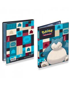 Pokémon UltraPRO: A5 album na 80 karet - Snorlax