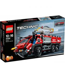 LEGO® 42068 Letištní záchranné vozidlo- SLEVA