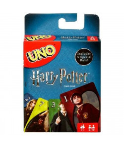 Mattel UNO karty Harry Potter