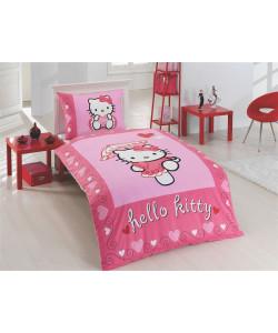 Povlečení do postýlky Hello Kitty