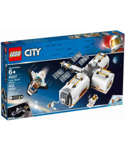 LEGO® City 60227 Měsíční vesmírná stanice