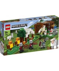 LEGO® Minecraft 21159 Základna Pillagerů