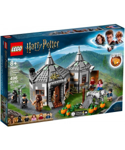 LEGO® 75947 Hagridova bouda: Záchrana Klofana