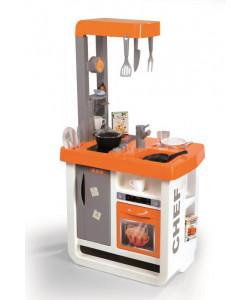 Smoby Kuchyňka Bon Appetit oranžová-SLEVA