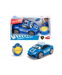 Dickie IRC Auto Happy policejní 27 cm