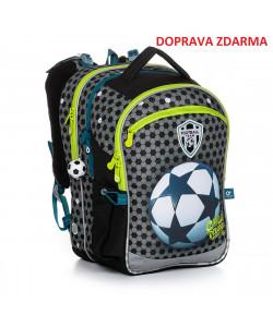 Školní batoh Topgal COCO 20015 B DOPRAVA ZDARMA