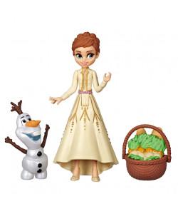 Hasbro Frozen 2 Mini Figurky kamarád - Anna a Olaf