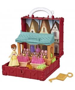 Hasbro Frozen 2 Hrací set se scénou - Anna