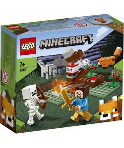 LEGO® Minecraft 21162 Dobrodružství v tajze