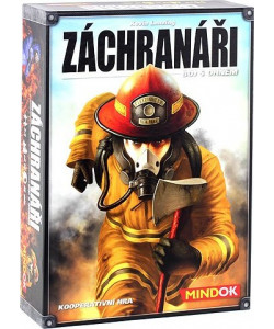 Hra Záchranáři: Boj s ohněm