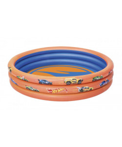 Bestway Nafukovací bazének Hot Wheels, 1,22x0,25m