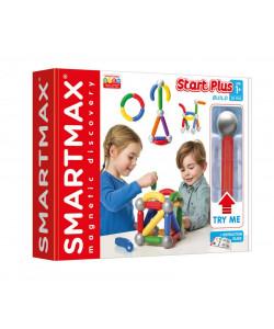 SmartMax Magnetická stavebnice Start Plus - 30 ks