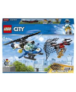 LEGO® City 60207 Letecká policie a dron