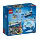 LEGO® City 60206 Hlídka Letecké policie