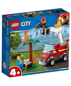 LEGO® City 60212 Grilování a požár