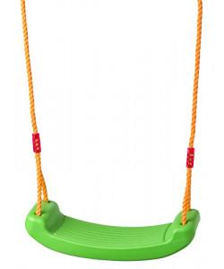 Woody Houpačka plastová - sedák, zelený