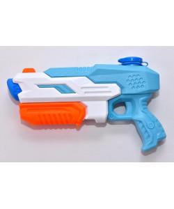 MAC TOYS Vodní pistole - modrá