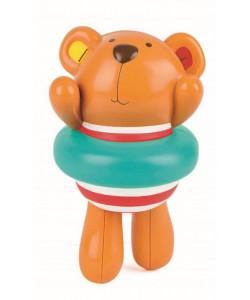 Hape Hračka do vody - Plavací medvídek