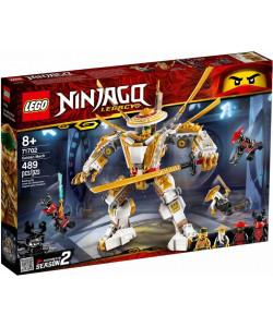 LEGO® Ninjago 71702 Zlatý robot