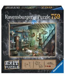 Ravensburger Exit Puzzle Strašidelný sklep 759 díl