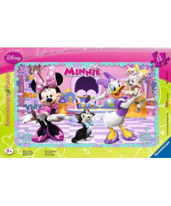 Ravensburger Puzzle deskové Minnie Mouse 15 dílků