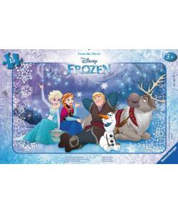 Ravensburger Puzzle Disney Ledové království 15 d.