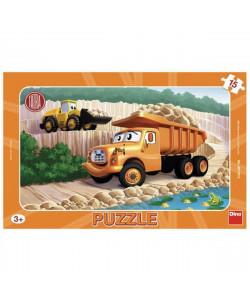 Dino Puzzle deskové Tatra 15 dílků