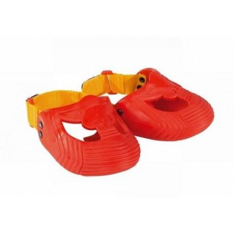 BIG Ochranné návleky na botičky chrániče 21-28