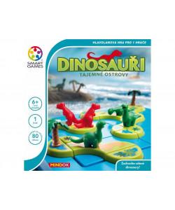 Mindok SMART Games Dinosauři Tajemné ostrovy