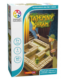 Mindok SMART Games - Tajemný chrám