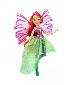 Panenka Winx Sirenix Magic Flora