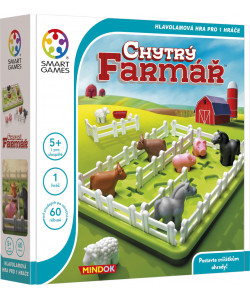 Mindok SMART Games - Chytrý farmář