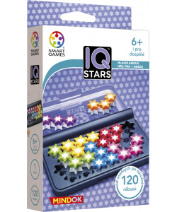 Mindok SMART Games - IQ Stars