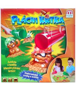 Mattel Hra Plácni krtka