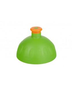Zdravá lahev® Víčko zelené - zátka oranžová