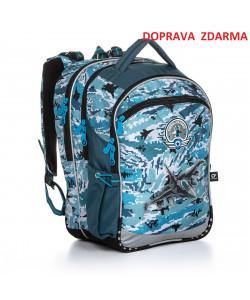 Školní batoh Topgal COCO 20016 B DOPRAVA ZDARMA